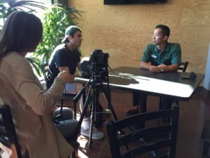 Warren Chang interview at Mustang Station