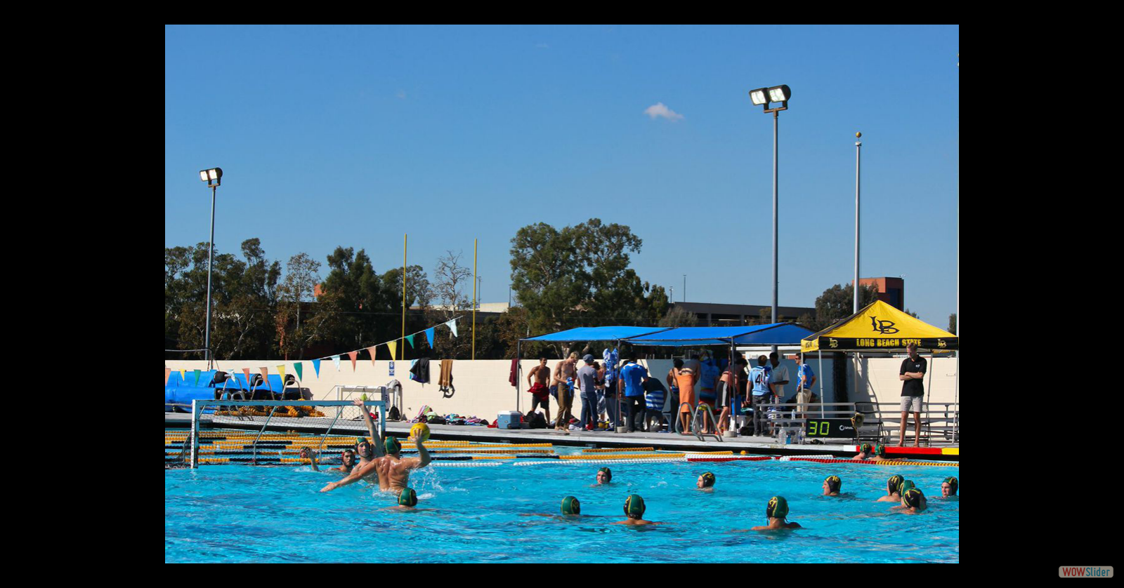 In the pool cal poly men 39 s water polo club - San diego state university swimming pool ...